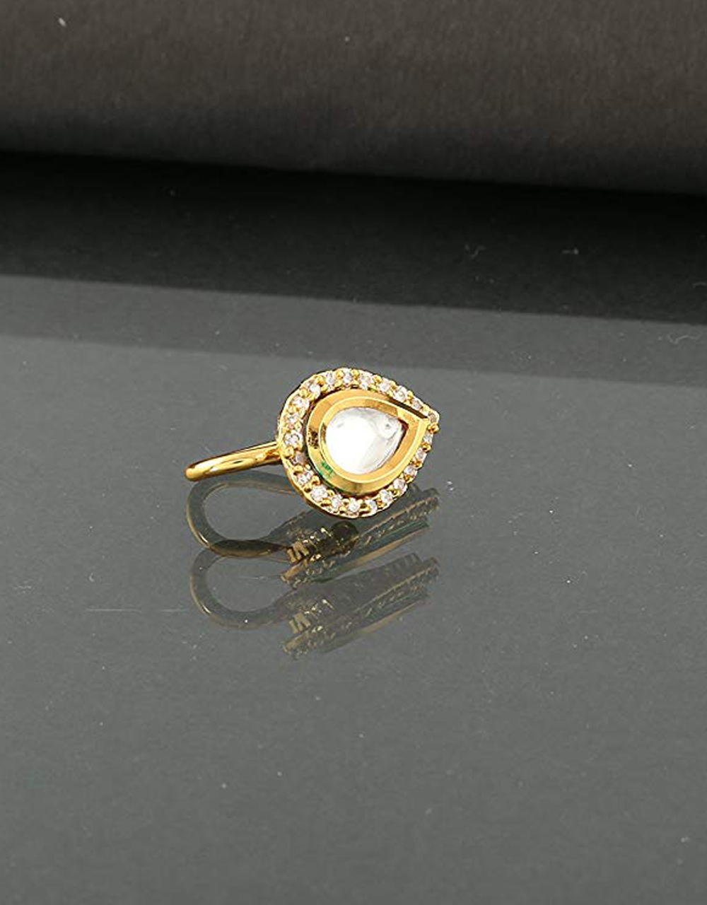 American Diamond Nose Stud Fancy