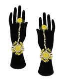 Designer Floral Design Flower Jewelery For Wedding