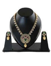 Diamond Long Necklace Styled Necklace Jewellery
