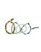 Turquiose Colour Fancy Cristal Bracelets