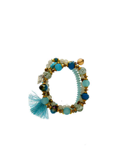 Turquiose Colour Bracelets For Girls