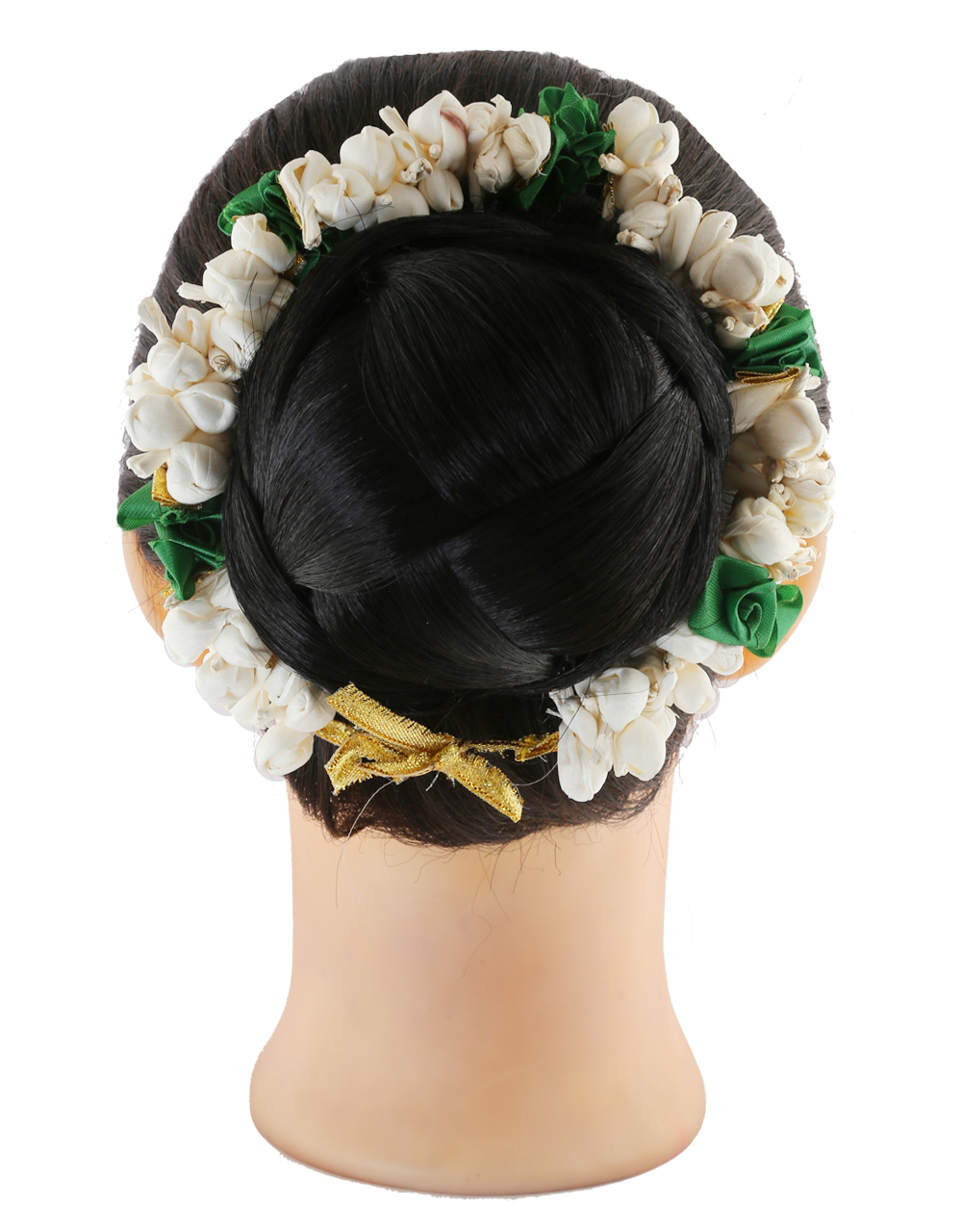 Green Colour Fashionable Hair Accessories Jewellery