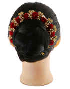 Rose Flower Styled Hair Accessories Gajra