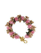 Pink Colour Fancy Hair Accessories Jewellery