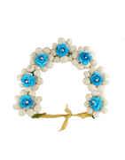 Floral Design Hair Jewellery Gajra