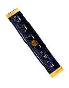 Blue Colour Gold Finish Fancy Bracelets For Girls