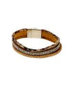 Fancy Brown Colour Hand Bracelets Fancy