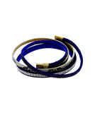 Blue Colour Fancy Western Bracelets For Girls