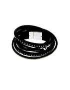 Black Colour Fancy Bracelets For Girls Trendy