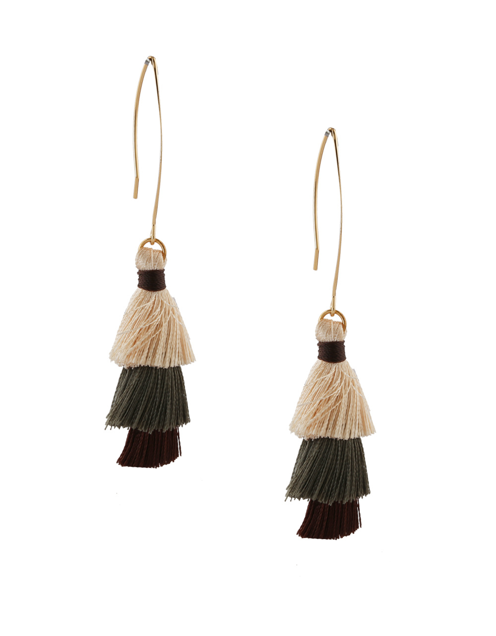 Buy Very Classy Simple Thread Earrings For Girls Online Anuradha