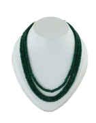 Green Colour Very Classy Designer Onex Mala