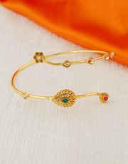 Fancy Designer Gold Finish Traditional Armlet