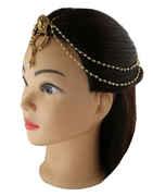 Forehead Jewellery Borla with Matha Patti For Women