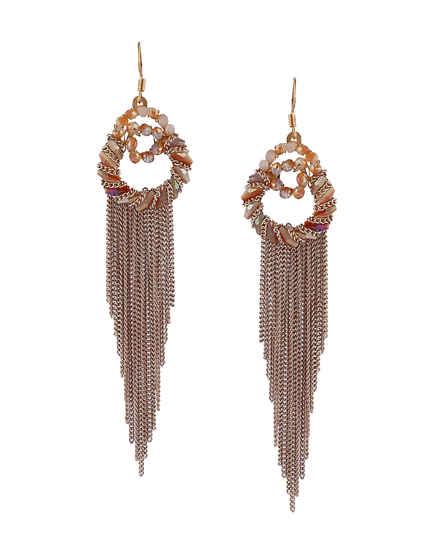 029d3fa73 Earrings For Girls: Buy Long Western Earrings Online At Low Price ...