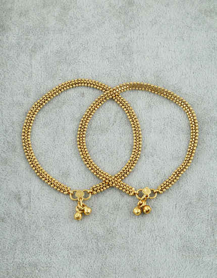 95d2c388ca786 Anklet- Buy Anklets Online for Girls & Gold Plated Bridal Payal ...