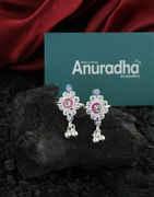 Designer Silver Finish Stylish Bichiya Ring For Women