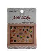 Diy Nail Art Sticker Fancy Wear