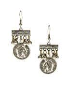 Simple Oxidised Finish Navratri Garbha Jewellery For Women