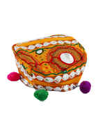 Orange Colour Designer Men Wear Dandiya Accessories