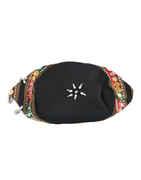 Black Colour Fancy Navratri Garbha Topi Jewellery
