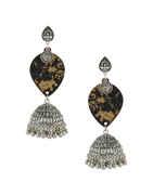 Oxidised Jhumkaa Earrings For Girls Dandiya Fancy
