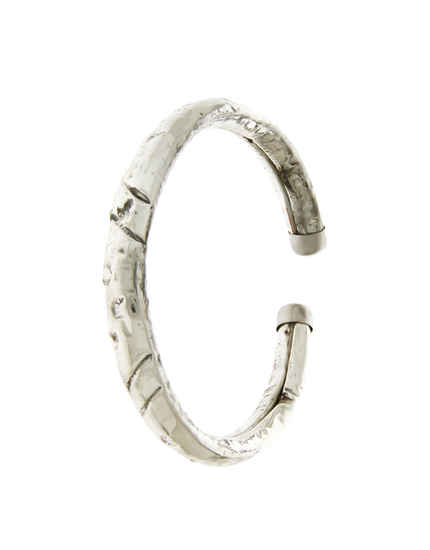 Trendy Silver Finish Bracelets Kada For Girls