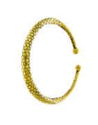 Unique Design Gold Finish Fancy Bracelets For Dandiya