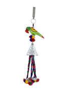Parrot Styled Multi Colour Dandiya Jewellery Challa