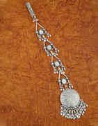 Very Classy Designer Silver Oxidised Finish Challa