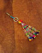 Multi Colour Navratri Jewelery For Dandiya