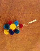 Simple Gold Finish Dandiya Garba Jewellery