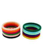 Multi Colour Dandiya Navratri Jewellery