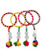 Designer Multi Colour Navratri Dandiya Jewellery Bangles