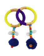 Fashionable Multi Colour Dandiya Navratri Bangles