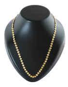 Designer Gold Finish Elegant Fancy Chain