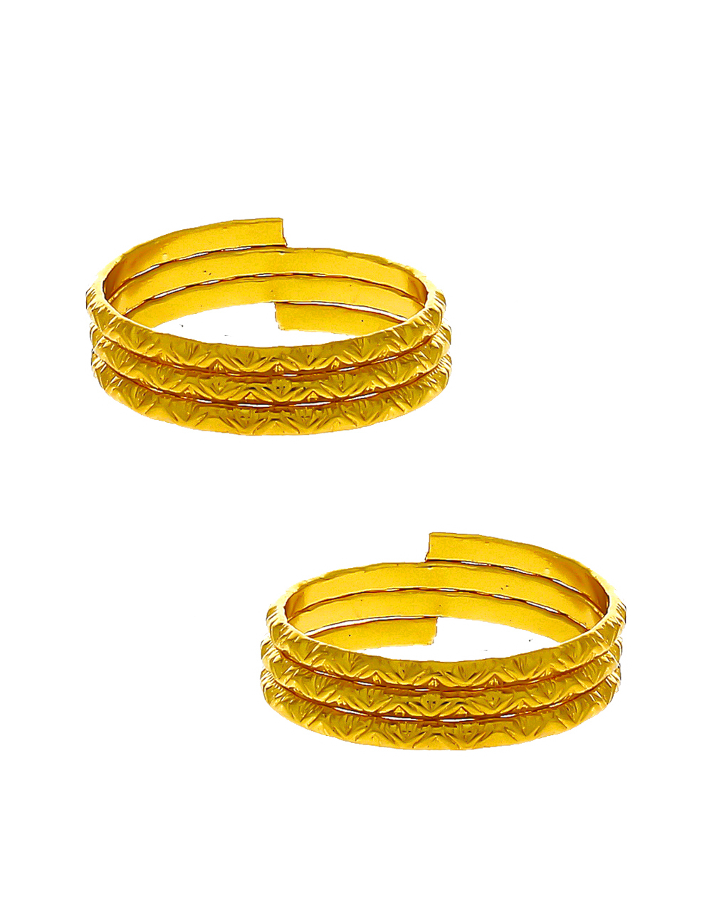Very Classy Gold Finish Daily Use Tor Ring