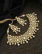 Very Classy Designer Kundan Jewellery For Women Fancy