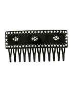 Designer Black Colour Hair Clip For Girls Fancy