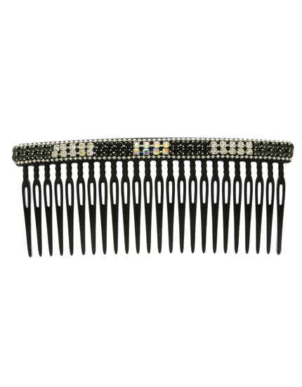 Black Colour Stunning Simple Hair Comb Pin