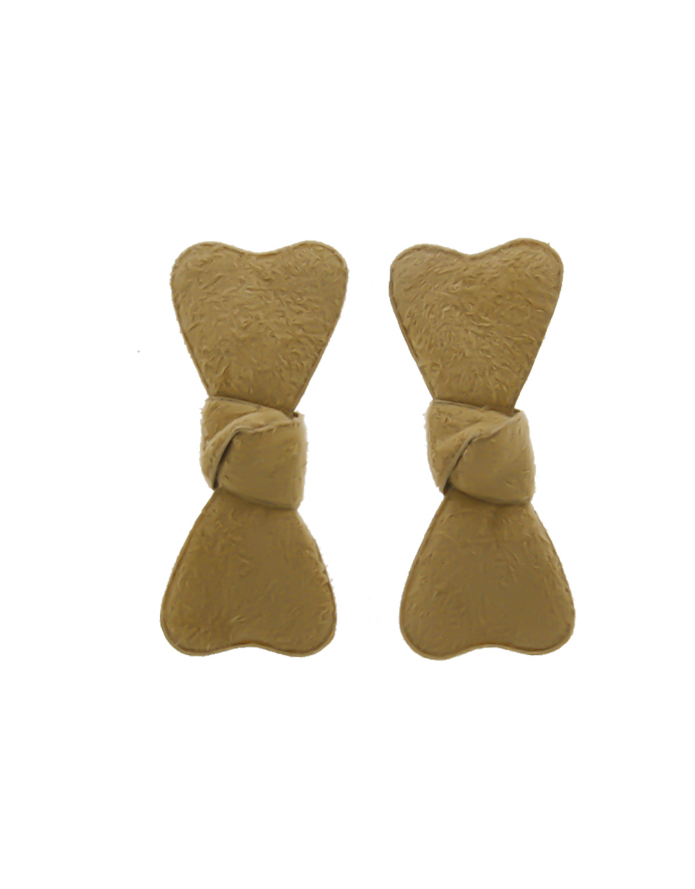 Fawn Colour Stylish Hair Grip Pin For Baby Girls
