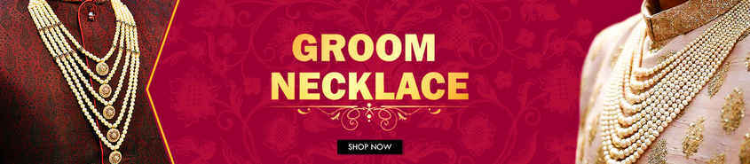 GROOM NECKLACE