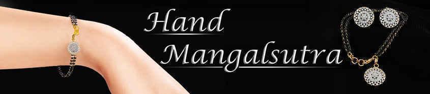 Hand Mangalsutra
