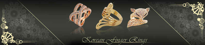 KOREAN FINGER RINGS