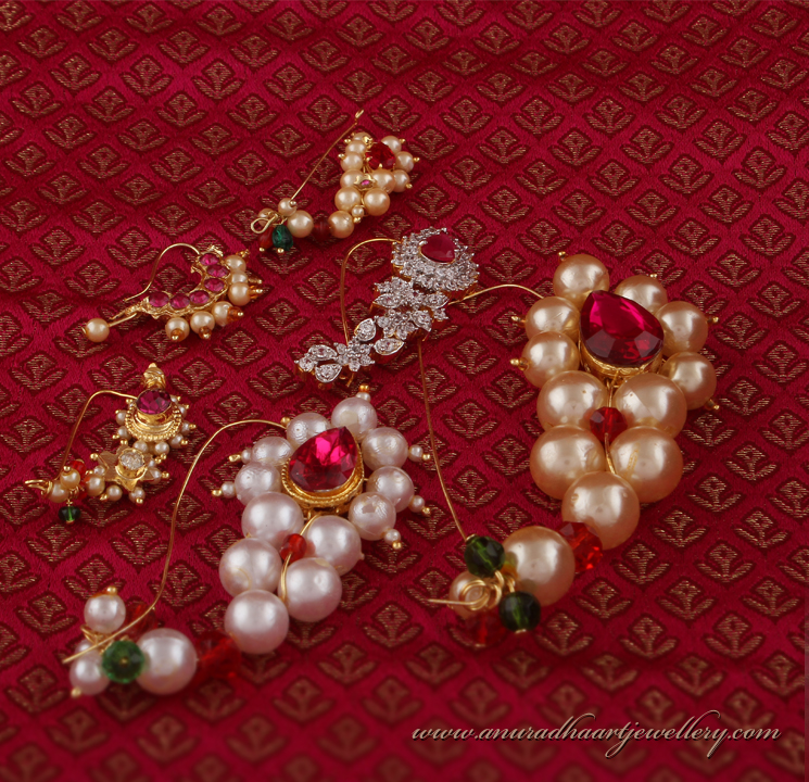 TOP 10 TRADITIONAL TYPES OF MAHARASHTRIAN JEWELLERY THAT ENHANCES ...