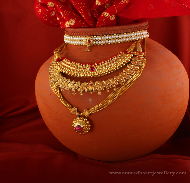 Top 10 Traditional Types Of Maharashtrian Jewellery That
