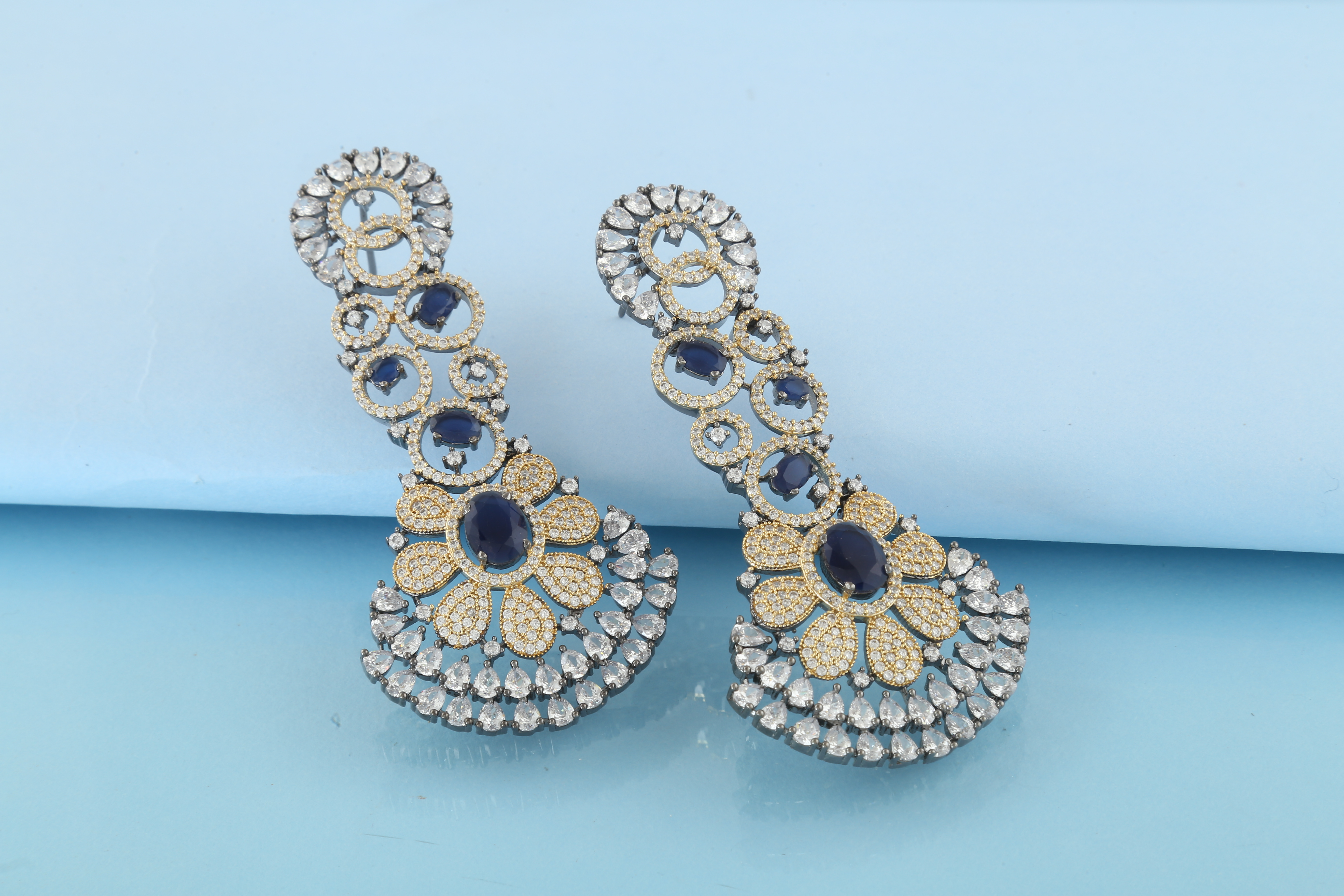 Dazzle And Shine 3 Fancy Earrings Designs You Ve Got To