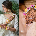 Here's How To Wear Floral Jewellery On 5 Different Very Important Days Of Life
