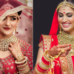 What Jewellery To Wear With A Red Lehenga?