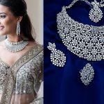 How To Match Jewellery With Ivory Lehenga